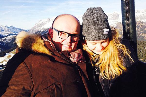 Леонид Добровский не перестал общаться с дочерью после развода с Ренатой
