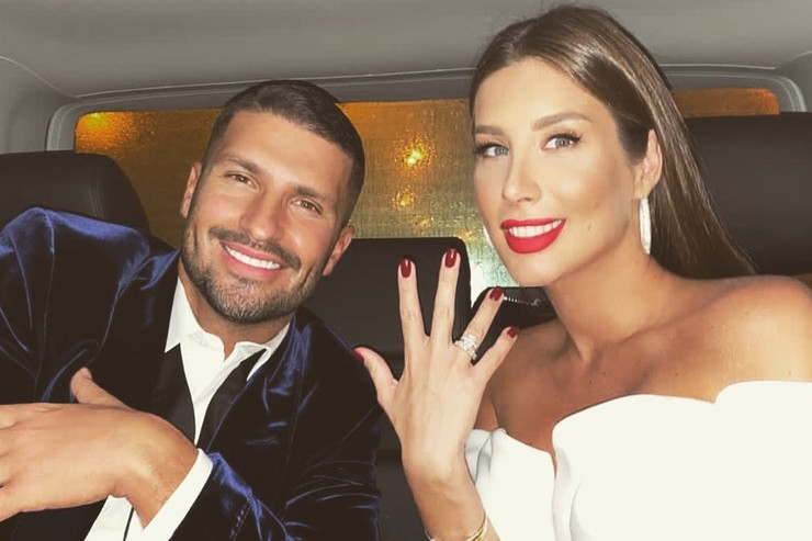 20 ноября Лев и Кети узаконили свои отношения