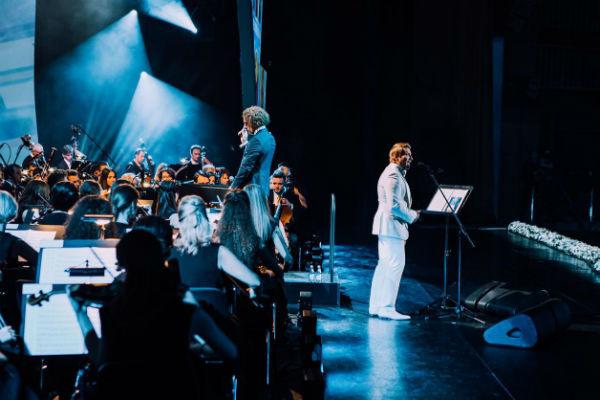 Новости: Николай Басков попросил прощения во время концерта – фото №6