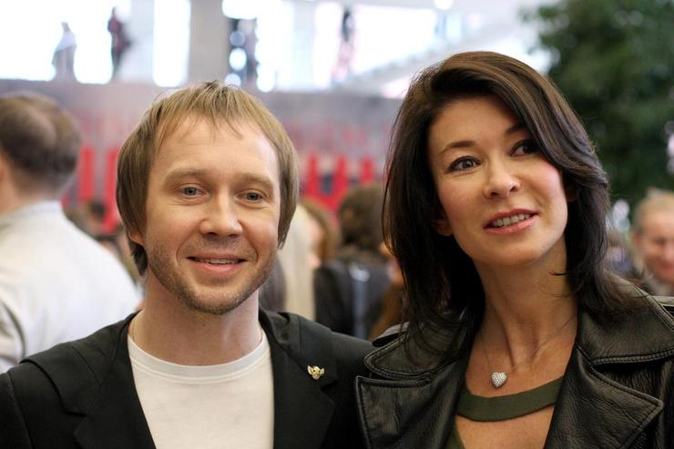 Поклонников удивило появление актера в компании Ольги Слуцкер