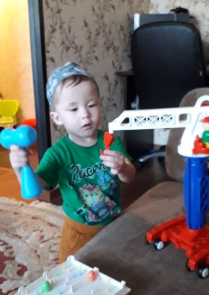 Ваня Фокин продолжает лечение