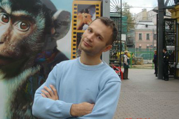 Евгений Орлов
