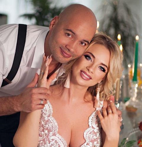 Андрей и Кристина Черкасовы