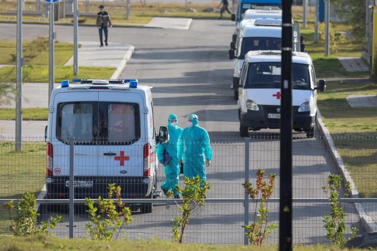 Ситуация с коронавирусом остается тяжелой в России