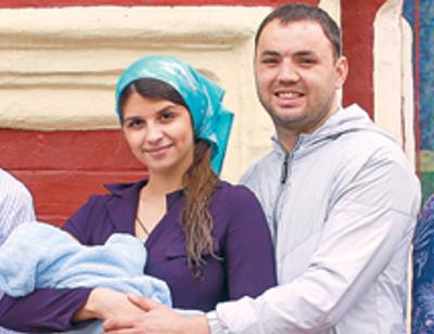Участница «Дома-2» Алиана Гобозова сменила имя при крещении