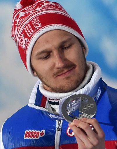 Сноубордист Николай Олюнин