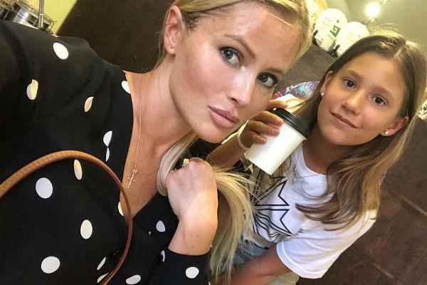 Дана любит путешествовать вместе с дочерью