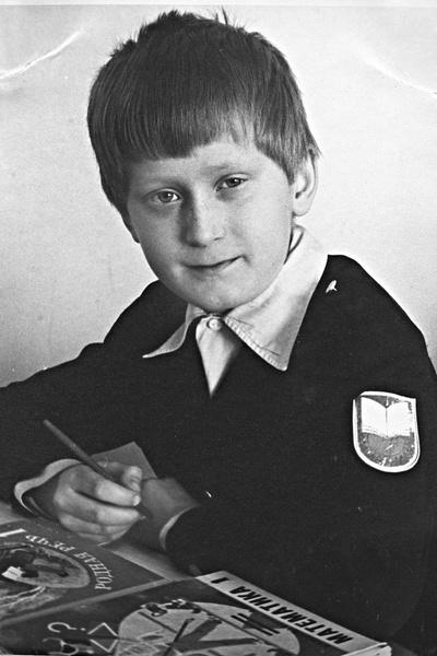 В детские годы Андрей Рожков планировал стать инженером