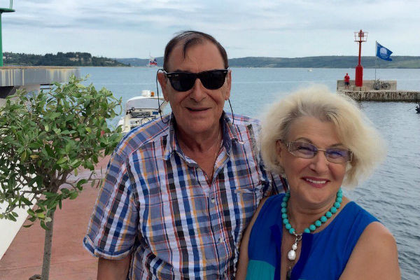 Анатолий Мукасей и Светлана Дружинина вместе уже более 60-ти лет