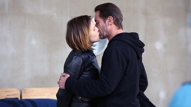Этот поцелуй был дискомфортным для обоих актеров
