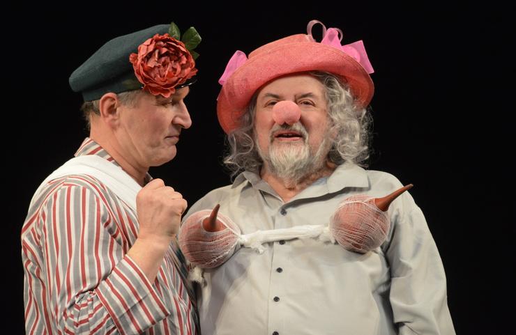 Недавно Добронравов принял решение уйти из Театра Сатиры