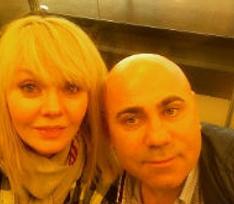 Певица Валерия села на диету ради мужа