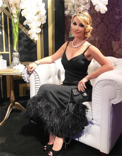 Ольга Орлова поразила элегантным образом