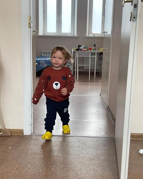 Галич рассказала о результатах обследования сына