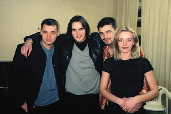 В конце 90-х Сташевскому и группе «Руки Вверх!» часто приходилось выступать на одной сцене