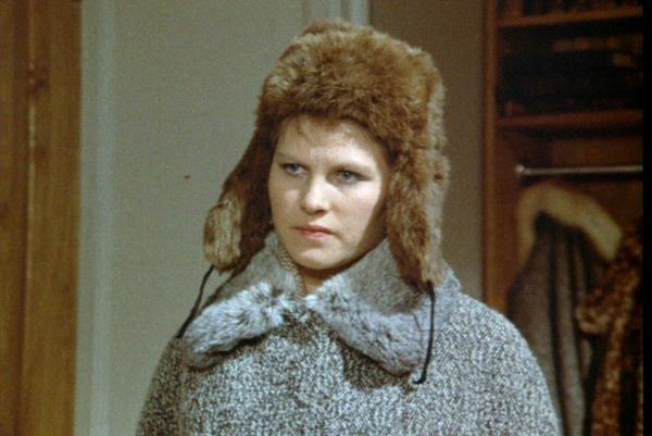 Свою первую роль Полехина сыграла в фильме «Дочки-матери»