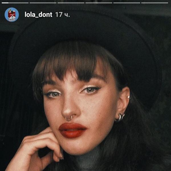 Ольга Бухарова примерила на себя образ роковой красавицы