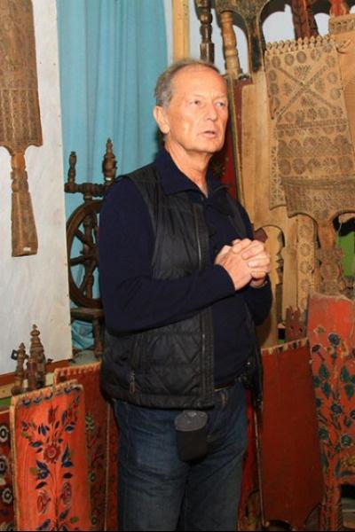 Михаил Задорнов, Тотьма. 2014 год