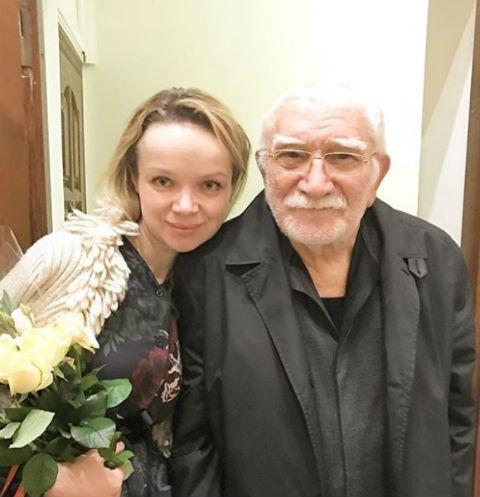 Армен Борисович и пианистка расстались прошлой осенью
