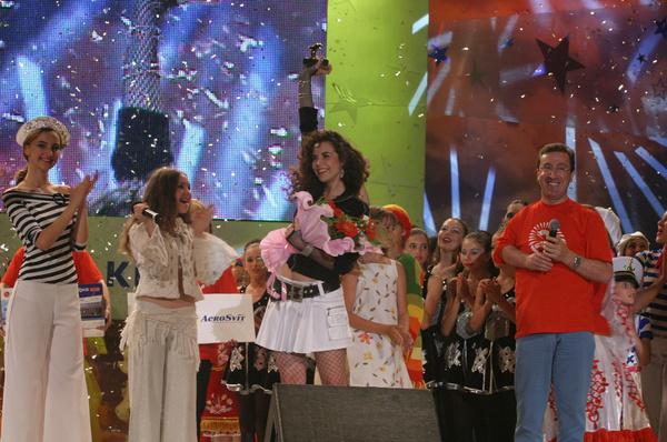 В 2004-м Каменских получила Гран-при «Черноморских игр»