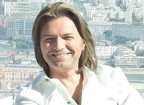 Дмитрий Маликов впервые показал лицо сына