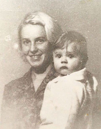 Певица Натали с мамой Людмилой Павловной