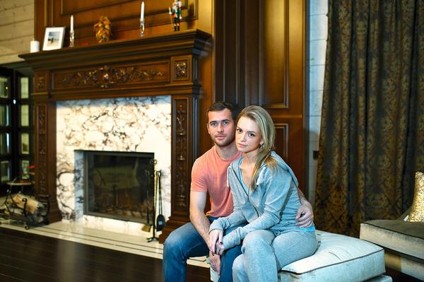 Кержакова обвиняла мужа в изменах и рукоприкладстве