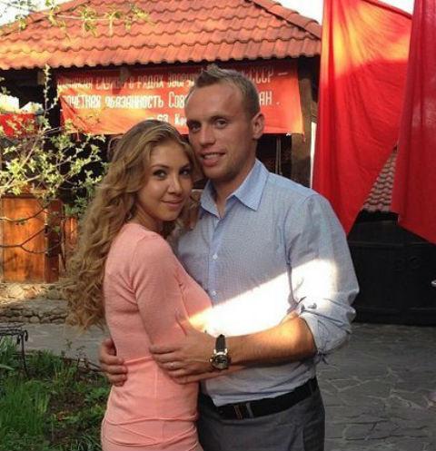 Денис и Дарья Глушаковы развелись в феврале
