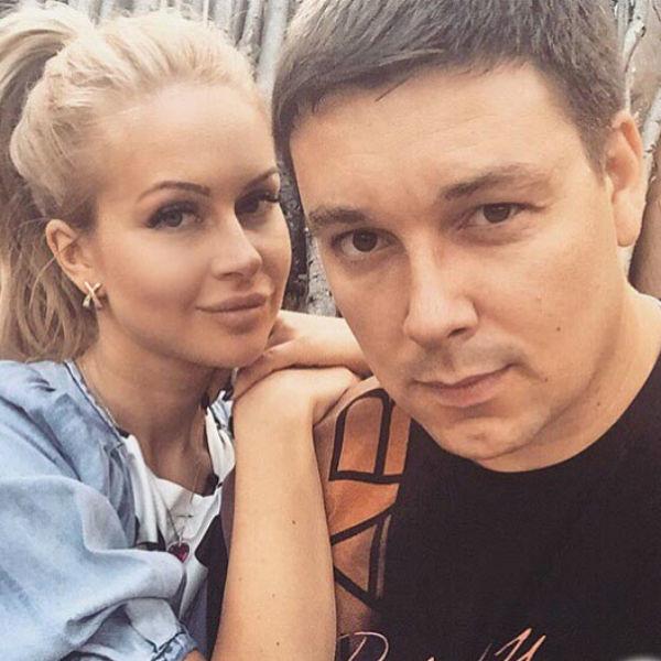 Андрей Чуев и Марина Африкантова расстались почти три месяца назад