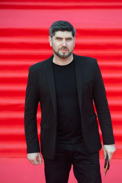 Арутюнов посетил недавний Московский международный кинофестиваль в столице.