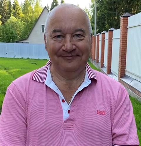 Игорь Маменко рассказал, как они с сыновьями пережили смерть его жены