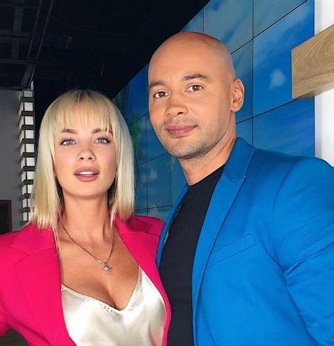 Кристина и Андрей Черкасовы