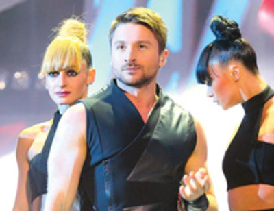 Сергей Лазарев представит Россию на «Евровидении» в следующем году