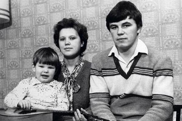 Родители поощряли интерес Андрея Аршавина к футболу