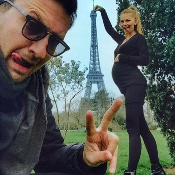 Елена Кулецкая и ее супруг Станислав Романовский много путешествовали по Франции