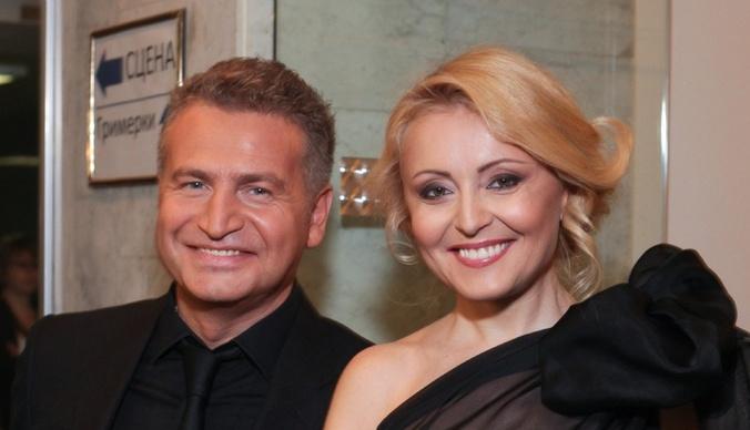Леонид Агутин об измене Анжелике Варум: «У нас с женой все хорошо»