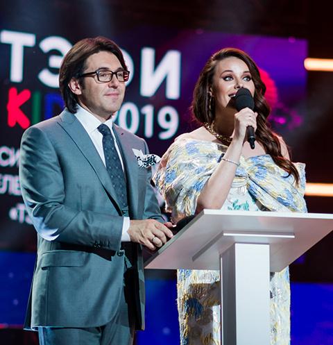 Андрей Малахов и Оксана Федерова