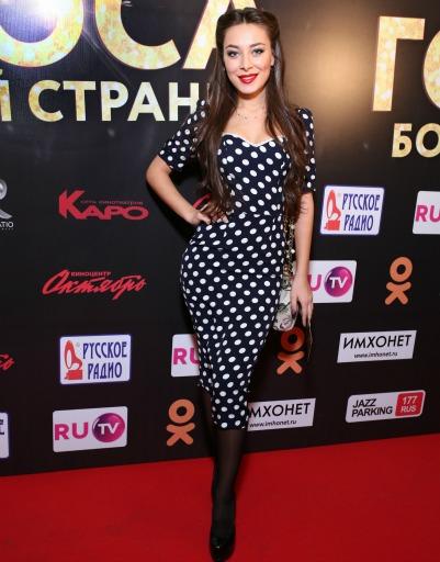 Участница шоу «Голос» Элина Чага