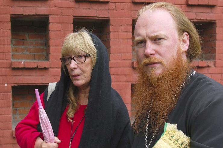 И Васильева, и ее сын Дмитрий нашли спасение в религии