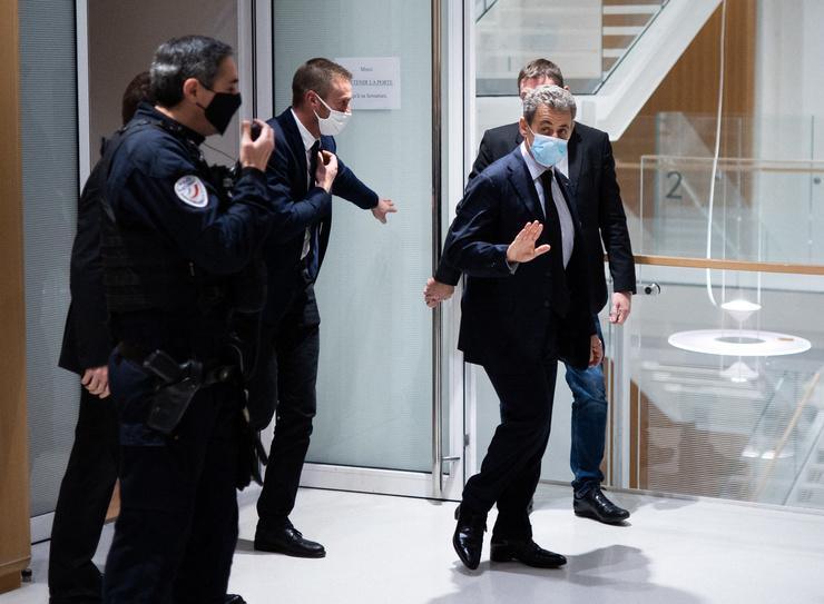 Судебный процесс над Саркози длился с ноября