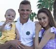 Топ-15 снимков дочери Дмитрия Тарасова и Анастасии Костенко