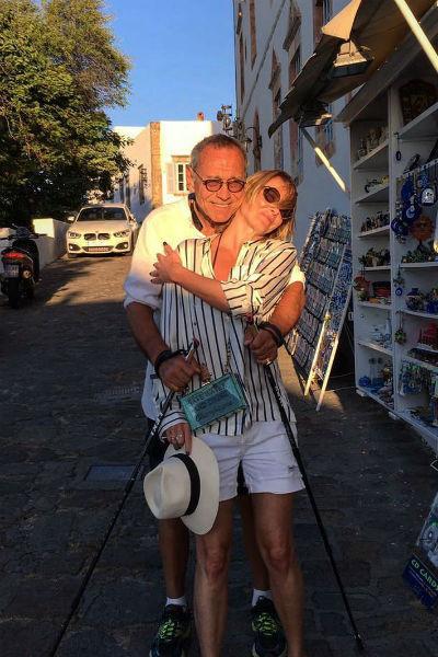 Юлия Высоцкая и Андрей Кончаловский сейчас проводят много времени в Европе