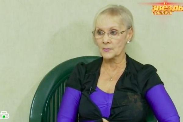 Дана Манолеску, мать погибшей актрисы
