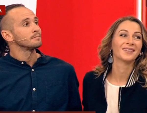 Директоренко и ее нынешний избранник Игорь Никонов