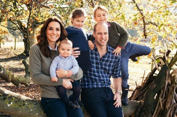 Кейт Миддлтон отпраздновала день рождения в кругу семьи