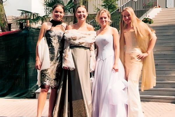 После окончания школы певица поступила в РАТИ на эстрадное отделение, 2000-е