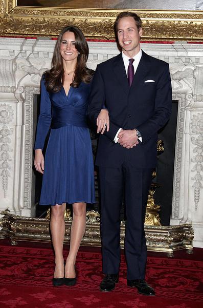 Принц Уильям также редко позволяет себе покупать слишком дорогие костюмы