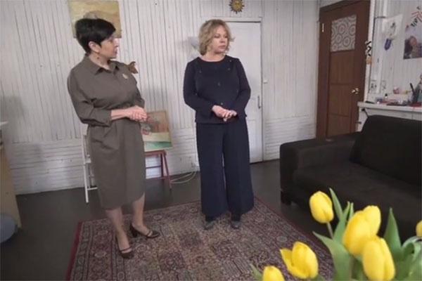 Наташа Барбье услышала все пожелания Елены Валюшкиной