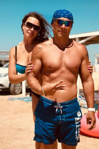 Сейчас Данко смущает, что рядом с его женой находится другой мужчина