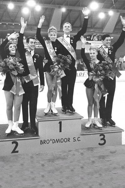 Пара собирала золото крупнейших чемпионатов
